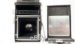 Rollei Rolleiflex 2.8 A 120 Film Tlr Camera. S. N. 1140158