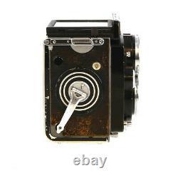 Rollei Rolleiflex 2.8 F Planar (BAY III) Medium Format TLR Camera AI