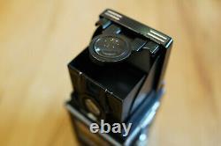 Rollei Rolleiflex 2,8 TLR Mittelformat 6x6 mit Zeiss Planar 2,8/80