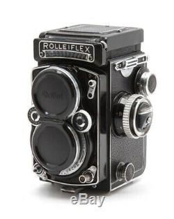 Rollei Rolleiflex 2.8E Planar Medium Format TLR Film Camera #32169