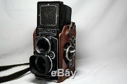 Rollei Rolleiflex 2.8F Medium format TLR with Zeiss Planar 80mm f2.8 Film Camera