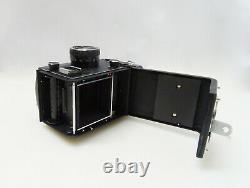 Rollei Rolleiflex 2.8GX Carl Zeiss Planar 80mm Expression 6x6 TLR