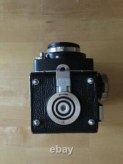 Rollei Rolleiflex 2.8GX TLR Planar 80mm F2.8 Lens