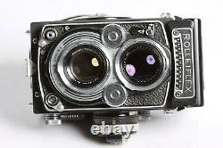 Rollei Rolleiflex 3,5 F mit Carl Zeiss Planar 3,5/75