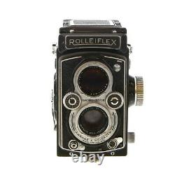 Rollei Rolleiflex 3.5 MX-EVS Tessar (BAY I) Medium Format TLR Camera UG