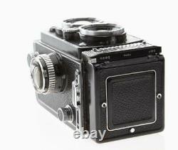 Rollei Rolleiflex 3.5E Type 1 With 75mm F/3.5 Planar