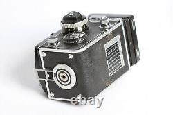 Rollei Rolleiflex 3,5F mit Carl Zeiss Planar 3,5/75