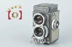 Rollei Rolleiflex 4x4 Baby Rollei Gray Xenar TLR Film Camera