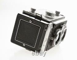 Rollei Rolleiflex Automat X TLR Camera With 75mm Tessar