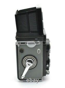 Rollei Rolleiflex T Model 1 Grau Grey, Carl Zeiss Tessar 3,5 / 75 mm TLR j48