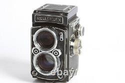 Rollei Rolleiflex TLR 6x6 mit Xenotar 2,8/80