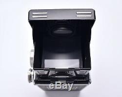 Rollei Rolleiflex TLR Film Camera Schneider-Kreuznach Xenotar f/2.8 80mm (#5778)