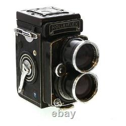 Rollei Tele (BAY III) (Accepts Optical Flat Glass) Medium Format TLR Camera UG