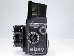 Rollei Tele Rolleiflex 6x6 120 Film Medium Format Tlr Camera 135mm F4 Lens