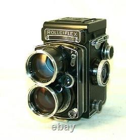 RolleiTELE-ROLLEIFLEX, Carl Zeiss SONNAR 4/135mm. Lens, Germany