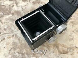 Rolleicord V TLR 120mm Medium Format Film Camera Shutter Serviced WORKS