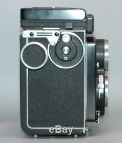 Rolleicord Vb TLR camera with f3.5 Xenar lens & case Rolleiflex Nice Ex++
