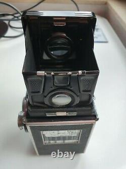 Rolleiflex 2.8 D Planar 12.8 / 80