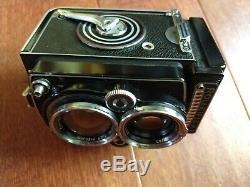Rolleiflex 2.8 E TLR Camera