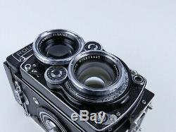 Rolleiflex 2.8 E3 120 Film Medium Format Tlr Camera Planar 80mm 2.8f Lens