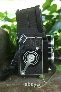 Rolleiflex 2.8 GX TLR Camera