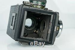 Rolleiflex 2.8 GX TLR Planar f/2.8 80mm