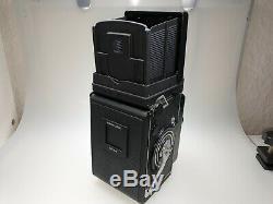 Rolleiflex 2,8 GX TLR mit Planar 2,8/80 Rollei HFT Kamera OVP