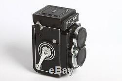 Rolleiflex 2,8 GX TLR mit Planar 2,8/80 Rollei HFT, sehr schöner Zustand