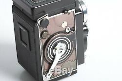 Rolleiflex 2,8 GX TLR mit Rollei HFT Planar 2,8/80