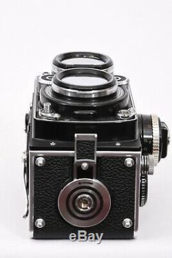 Rolleiflex 2.8F, 12/24 With Planar 80mm f2.8 + Caps and Case, Outstanding Cond
