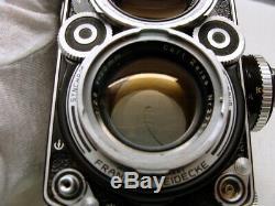 Rolleiflex 2.8F Mittelformat TLR Planar 2.8/80mm 1a Sammlerstück RAR