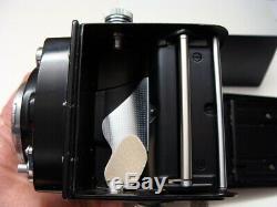 Rolleiflex 2.8F Mittelformat TLR Planar 2.8/80mm CLA Serviced 2019 RAR