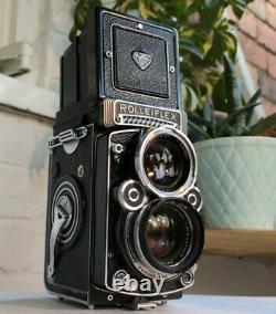 Rolleiflex 2.8F TLR 120 Film Camera CLA'd 11/2020