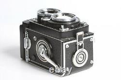Rolleiflex 2,8F TLR 6x6 mit Carl Zeiss Planar 2,8/80