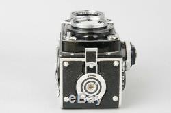 Rolleiflex 2.8F TLR Medium Format Film Camera with Carl Zeiss Planar 80mm f2.8 K7C