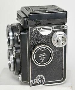 Rolleiflex 2.8F Xenotar 80mm F/2.8 with Original Case