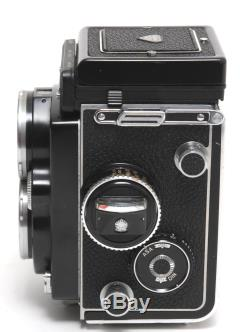 Rolleiflex 2.8F w. Planar 2.8/80mm TLR camera for 120 Film