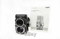 Rolleiflex 2.8GX Expression Medium Format TLR Film Camera Boxed