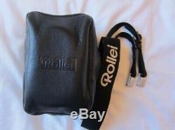 Rolleiflex 2.8GX TLR Camera, Planar 80mm f/2.8 Lens