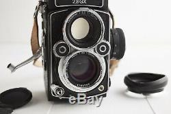 Rolleiflex 2.8GX TLR Planar 80mm F2.8