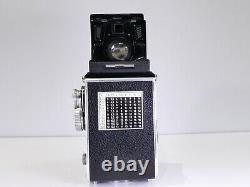 Rolleiflex 2.8c 6x6 120 Film Medium Format Tlr Camera Xenotar 80mm F2.8 Lens