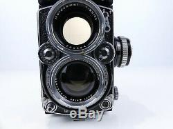 Rolleiflex 2.8e 6x6 120 Film Medium Format Tlr Camera Planar 80mm F2.8 Lens 63
