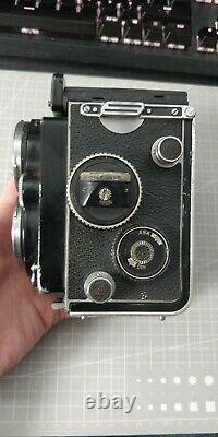 Rolleiflex 2.8f 80mm Camera Schneider Kreuznach Spare or repairs