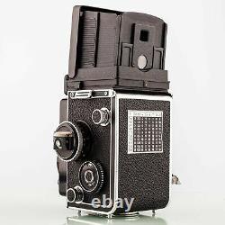Rolleiflex 2.8f Zweiäugige TLR Camera-Carl Zeiss Planar 2,8/80mm SHP 68340