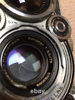 Rolleiflex 3.5 F