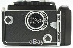 Rolleiflex 3.5B Medium Format TLR Camera Carl Zeiss Tessar 75mm f/3.5 #P8732