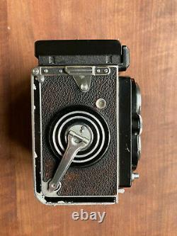 Rolleiflex 3.5B Tessar Carl Zeiss 75mm