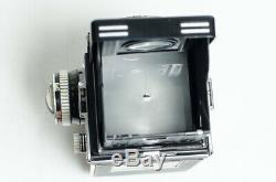 Rolleiflex 3.5E Planar 75mm TLR medium format 6x6 Rollei. SERVICED. FILM TESTED