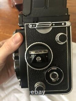 Rolleiflex 3.5F K4D (Type1) TLR Zeiss Planar In Good Condition Fully Working