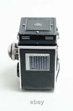 Rolleiflex 3.5F Planar 75mm TLR medium format 6x6 Rollei. SERVICED. FILM TESTED